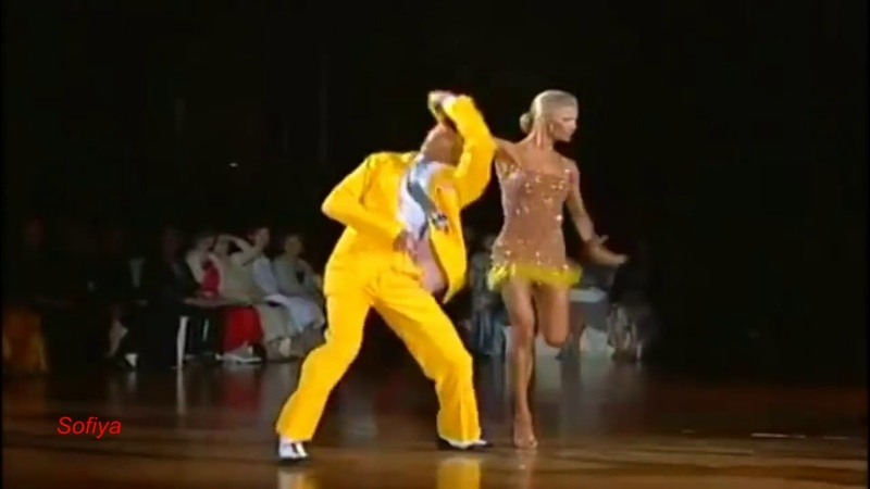 Band ODESSA КУКОЛКА КОНФЕТКА Танцуют Максим Кожевников и Юлия Загоруйченко