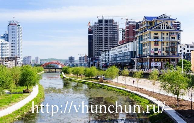 Гостиница в Хуньчуне