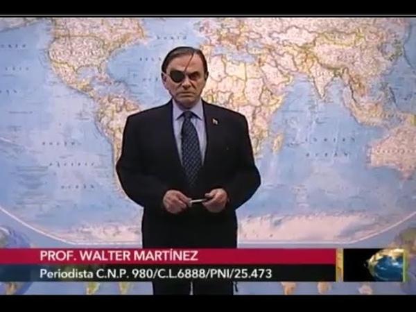 (Vídeo) Dossier con Walter Martínez del día Lunes, 18 de Junio de 2018