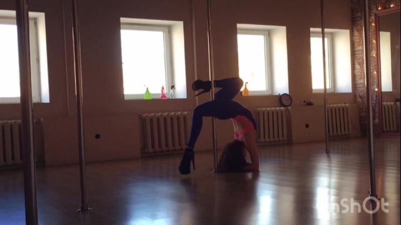 Valeriya Timoshenko pole exotic