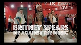 Britney Spears - Me Against The Music ft. Madonna Hamilton Evans Choreography