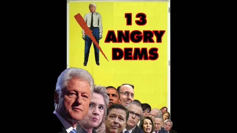 Sunday with Charles – 13 Angry Dems