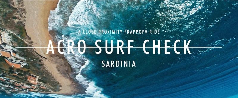 Fpv Acro Surf Check Sardinia
