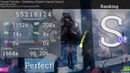 Osu! | Flaven | Yousei Teikoku - Gekkakou [Saten's Spiral Chaos] HD,DT 99.20% FC 1 494pp