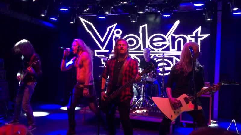 Violent Fever – Journey To Madness