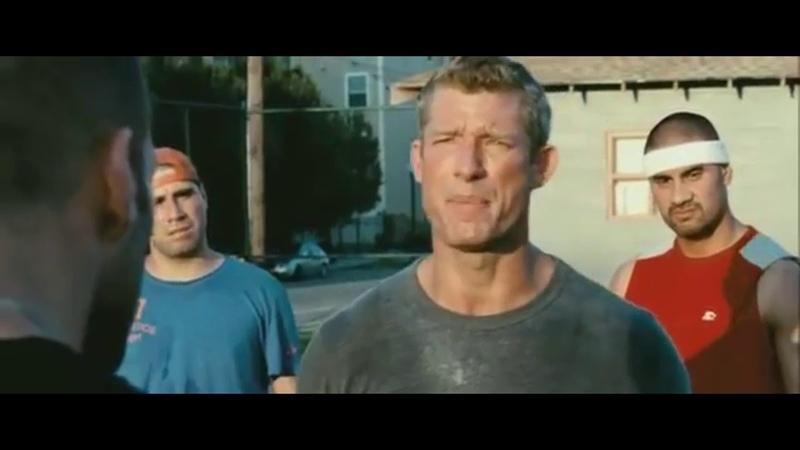 Jason Statham Expendables - Basketbol Sahnesi La Calin - Fight Scene