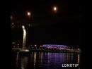 Волгоград, вид ночью, с корабля)
