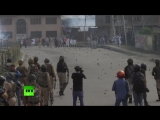 Kashmir protesters clash with Indian security forces