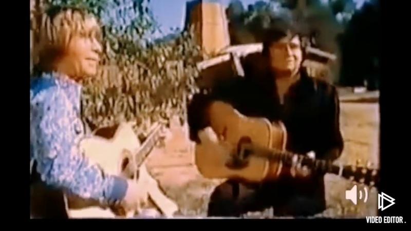 John Denver Johnny Cash Take me home Country Roads