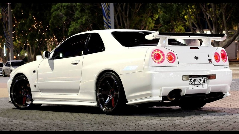 Need for Speed Payback - Nissan Skyline GT-R R34 - Tuning And Drift