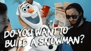 Do You Want to Build a Snowman Disney's Frozen METAL DEATHCORE EDGY SCREAMO COVER GONE WRONG