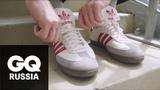 История культовых кроссовок adidas Samba OG из 1950-х