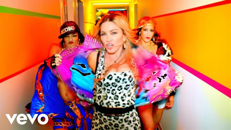 Madonna - Bitch Im Madonna ft. Nicki Minaj