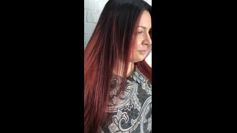 Да сразу два видео мы сегодня кайфанули по настоящему от результата 🔥🔥🔥🔥 lobanova hairstylist мелированиеоренбург тониров