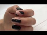 Обожаю ногти под музыку в живую🖤