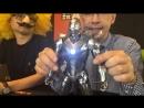 [ToysTV Ch] Hot Toys MMS431D20: Iron Man 2 – Iron Man Mark II 1/6