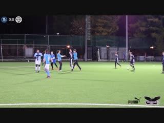 Видеообзор 1/2 финала Молодежного Кубка: Табуретка - Кристалл