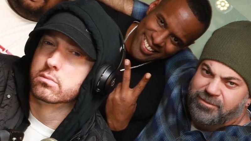 Eminem x Paul Rosenberg x DJ Whoo Kid: 12 Days Of Diss - Mass (Shade45 Full Interview, 25.12.2018)