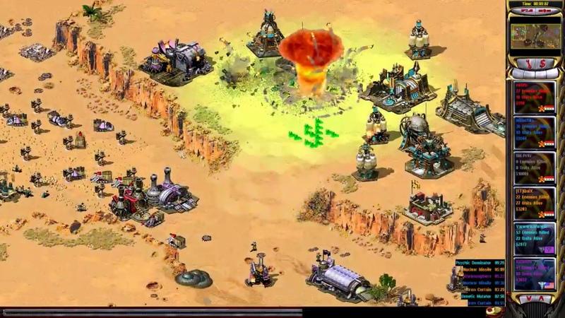 Yuris Revenge 3v3 Death Valley Girl