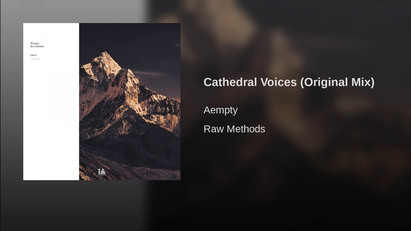 Cathedral Voices (Original Mix)