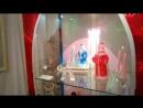 На каникулах в г.Великий Устюг.Музей новогодней и рождественской игрушки. Февраль 2017.