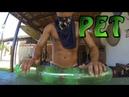 Prancha de surf GARRAFA PET Reciclagem