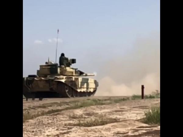 الدبابه تي 90 T90 الفرقه المدرعه التاسعه الجيش