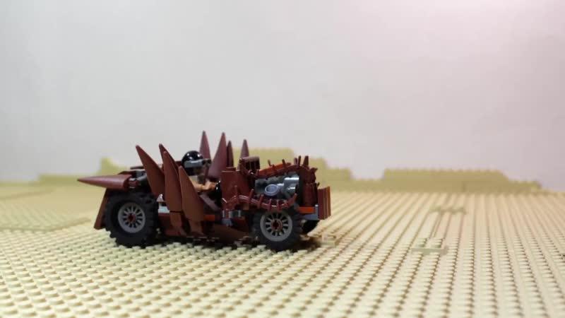 Lego Mad Max Fury