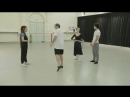 08.10.2018 English National Ballet, Irek Mukhamedov and Viviana Durante are coaching Isaac Hernández and Jurgita Dronina, MANON