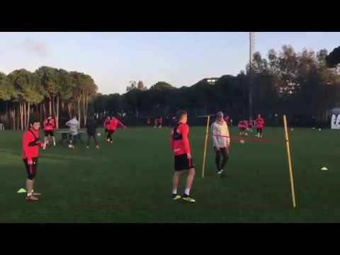 Спартак продолжает подготовку в Турции