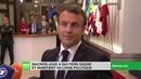 Emmanuel Macron maintient sa politique malgré une seconde place aux européennes