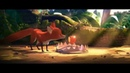 Охота на лису - Short Movie | (анимация, эпик)