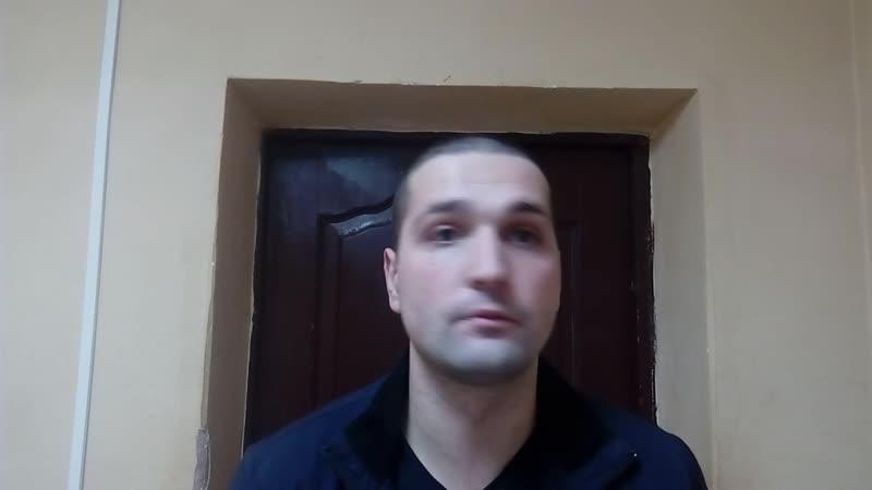 Интервью с Максимом Арюшиным после матча Левша - Спартак Тула