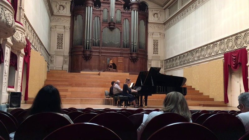 Franz Liszt Concerto 1 E-flat major S.124
