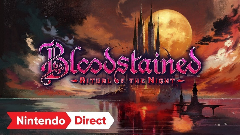 NS\PS4\XBO - Bloodstained: Ritual of the Night