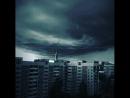 Апокалиптичный Петербург во время грозы. (16.09.2018)