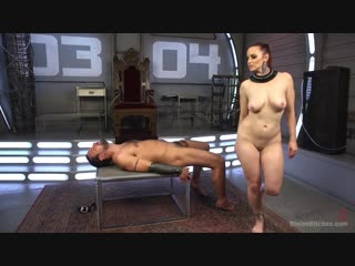 Bella rossi - deep space domination the future is female