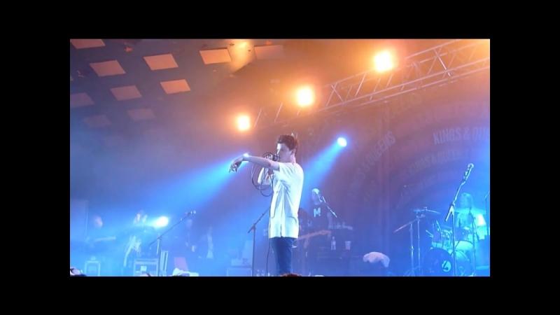 Jamie T - Chaka Demus - Live @ The Barrowlands, Glasgow - 27⁄01⁄2010