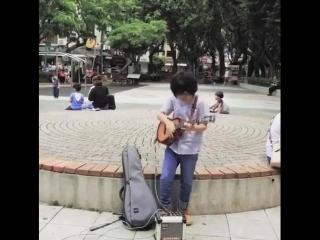 Типичный гитарист