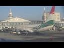 Взлет самолета А-320 из аэропорта Кольцово на одном дыхании / рейс в Прагу