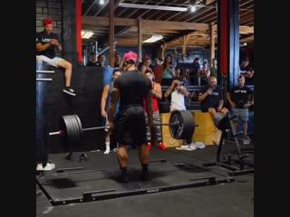 Strength of Body. Становая тяга и сальто назад
