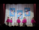 Ансамбль танца Грёзы г. Тверь танец ЧАРЛЬСТОН