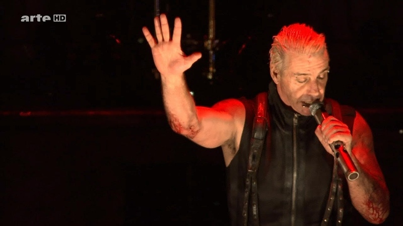 Rammstein - Du Hast [Hurricane Festival 2013]