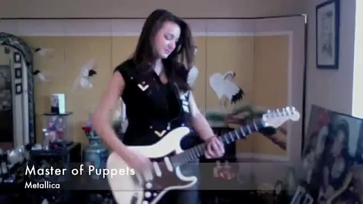 Kelly Rosenthal - 25 Best Guitar Riffs