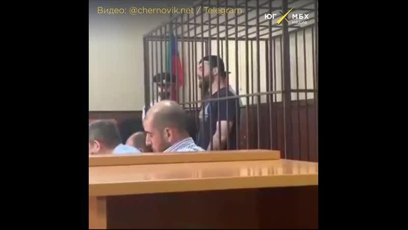 Журналист издания «Черновик» Абдулмумин Гаджиев выступил в суде и заявил о фальсификации обвинения следствием