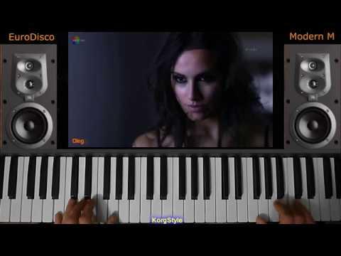 Modern Martina KorgStyle -Improvisation (Korg Pa 900) EuroDisco 2018 New