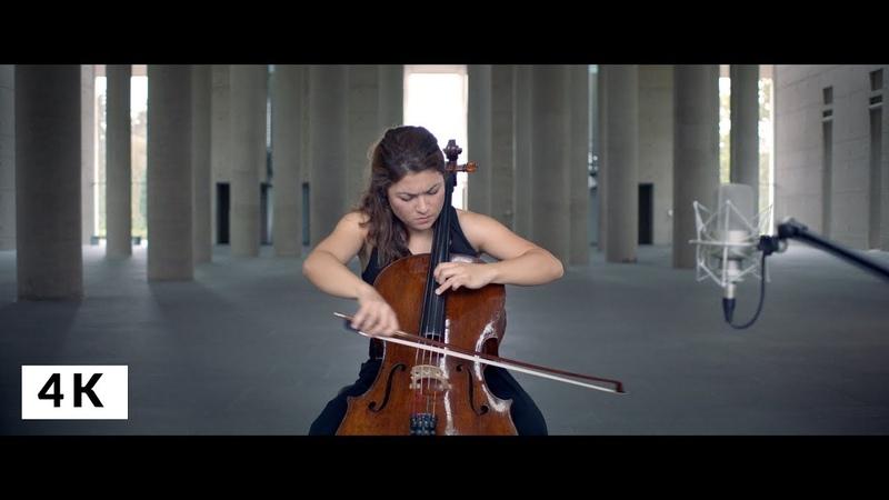 Pēteris Vasks - Grāmata Čellam, I. Fortissimo | Simone Drescher - Cello 4K