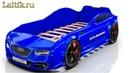 Детская кровать машина Romack Real Audi без матраса. Мебель. Интернет-магазин Лайтик