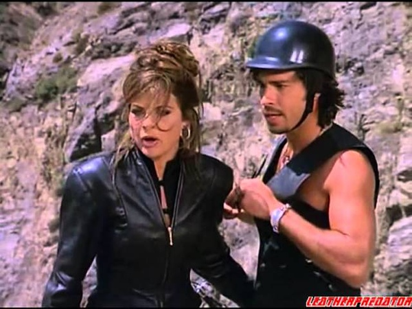 Baywatch (TV-Series 1989-2001) - leather compilation