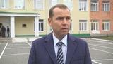 О посещении Губернаторской Шадринской кадетской школы-интерната